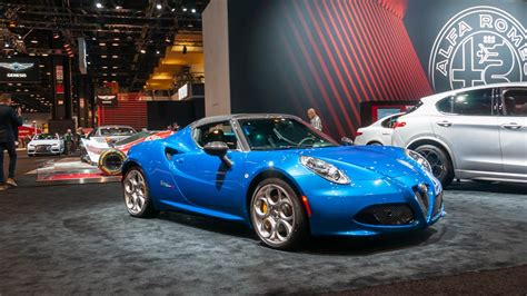 Alfa Spider 2020 by 2020 Alfa Romeo 4c Spider Honors Homeland With Italia