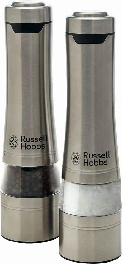 Pepper Hobbs Salt Russell Mills Mill
