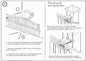 Moteur Barriere Coulissante : installation d un portail coulissant moteur portail ~ Edinachiropracticcenter.com Idées de Décoration