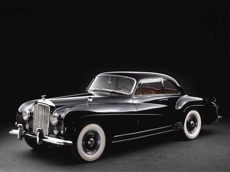 1955 Bentley R Type Continental Photos, Informations