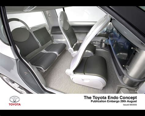 Image 7 Of 50 Toyota Endo Part Of Toyota Endo Concept New Hd