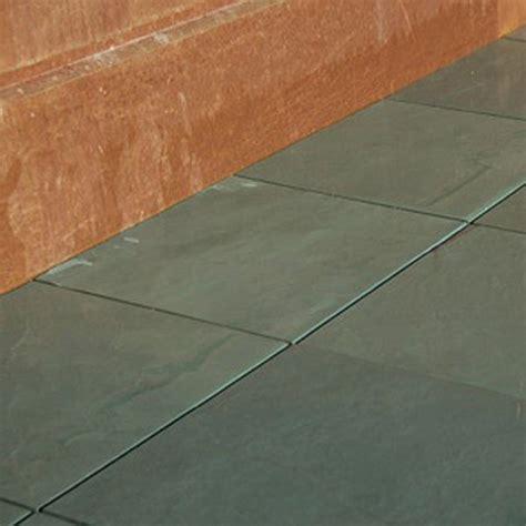 grey slate outdoor deck tile homeinfatuation