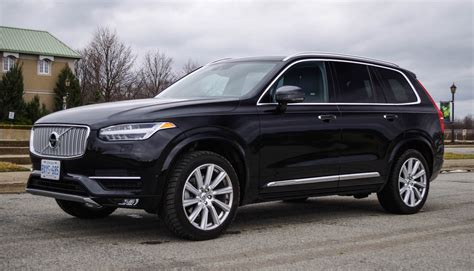 2016 Volvo Xc90 Configurations by Tech Review 2016 Volvo Xc90 Canadian Auto Review