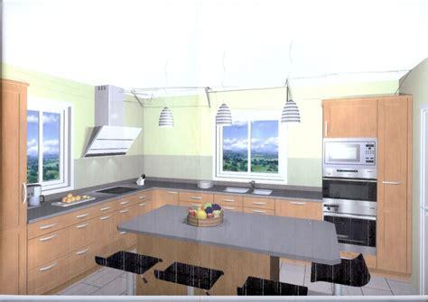 cuisine 2 couleurs quelle couleur aux murs pour notre cuisine
