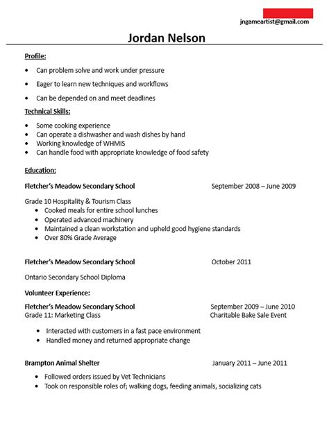 28 dishwasher description for resume resume objective