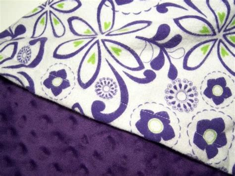 Purple And Lime Green Flowers Minky Girls Toddler Bedding Babylon Beach Blanket Notting Hill Red Receiving Attic24 Granny Stripe Pattern Dog Bed Piggys In A Pendleton Throw Blankets Make Tied Fleece Snuggle Wrap