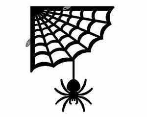 Corner Spider Web Clipart - ClipArt Best