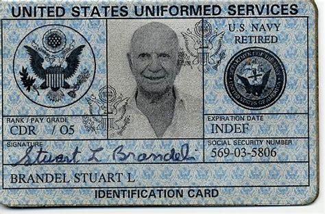 Similiar Military Dependent Card Keywords