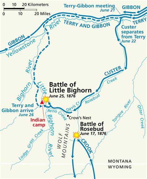 file nps little bighorn battle map jpg wikimedia commons