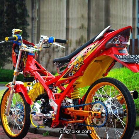 Jupiter Z Thailand Look Style by Modifikasi Motor Terbaru