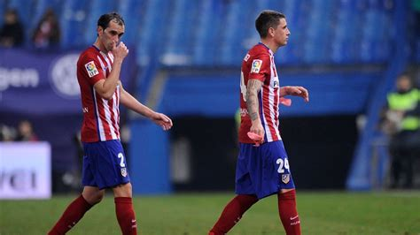 Atletico Madrid lose 'leader' Diego Godin to hamstring injury