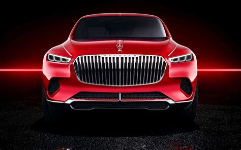 It's the second maybach suv ever built after the 2018 g650. Comparison - Mercedes Maybach Vision Ultimate Luxury - vs - Rolls-Royce Cullinan 2019 | SUV Drive