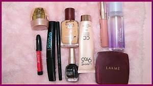Makeup Using Lakme Products