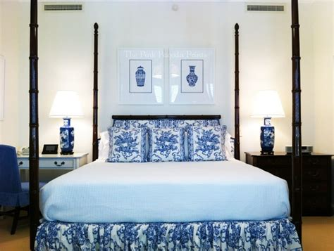 blue and white bedrooms the glam pad beautiful blue and white bedrooms