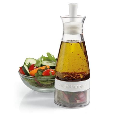 salad dressing salad zinger salad dressing infuser gadgets matrix