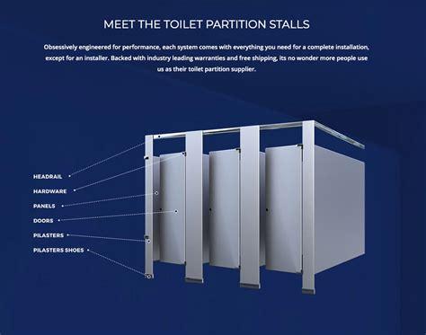 toilet partitions los angeles   partition