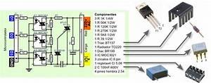 Txapuzas Electr U00f3nicas  Paperdimmerpcb  Regulador De