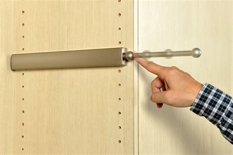 Closet Valet Rod by Closet Valet Rod Cabinet Organizers