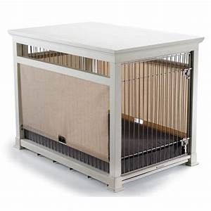 Luxury dog crate pads middle ages furniture history for Luxury dog crates furniture