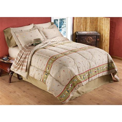 Marshalls Bed Sets by Marshall Design Tackle Box Bedding Set 396722