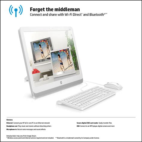 Amazon.com: HP Slate 21-k100 Touchscreen All-in-One