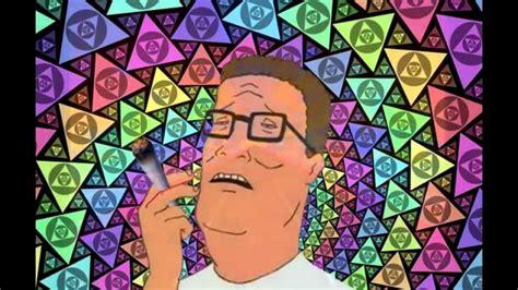 Hank Hill Listens To Vaporwave