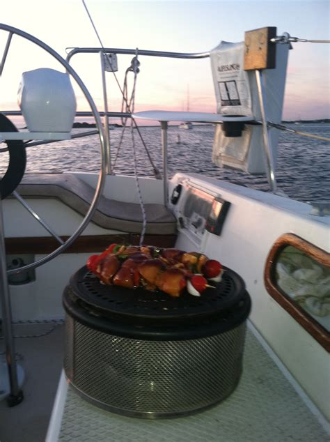 Boat Cockpit Grill by 5 Best Boat Gadgets Not Made For Boating Turf To Surf