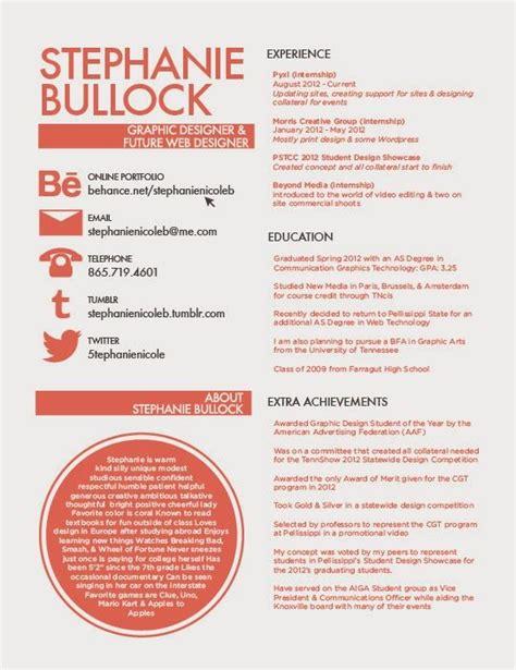 Contoh Resume Graphic Designer by 27 Contoh Resume Terbaik Lobak Hangus Resume