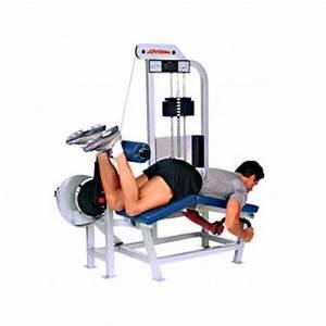Life Fitness Pro Prone Leg Curl   Fit4Sale.com