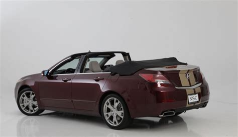Acura Hardtop Convertible by Nce Decapitates Acura Tl Sedan Proposes To Do The Same To