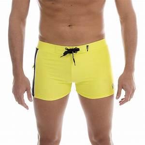 Boxer De Bain Homme : boxer de bain homme fluo ~ Melissatoandfro.com Idées de Décoration