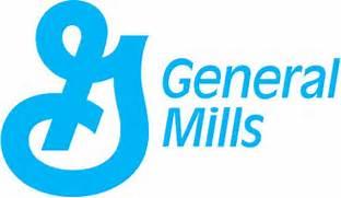 General Mills Logo White