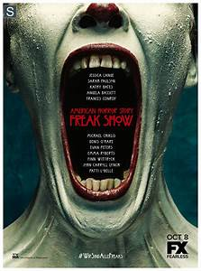"""[TV] Open Wide For the """"American Horror Story: Freak Show ..."""
