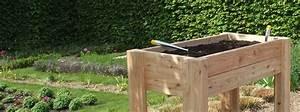 Komposter Holz Selber Bauen : hochbeete aus holz bei gartenallerlei ~ Articles-book.com Haus und Dekorationen