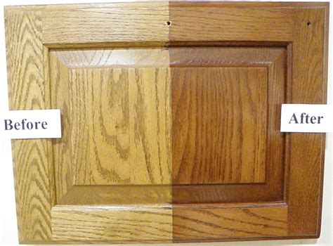 how to restain cabinets 28 how to restain oak cabinets the 25 best ideas
