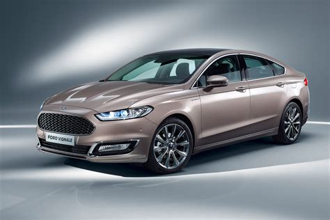 Ford Vignale 2016 pictures