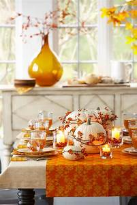 Charming, Fall, Table, Decorations, Give, The, Start, To, A, New, Season