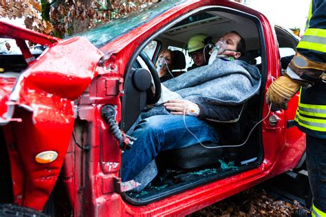 Chest Injuries After A Car Accident