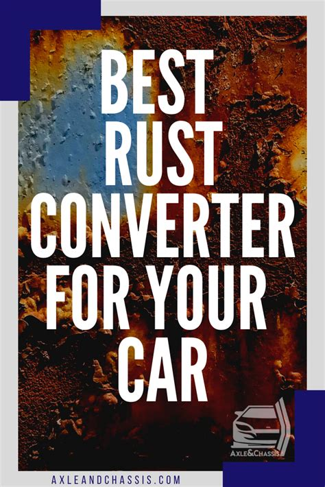 rust converter corroseal rid want some