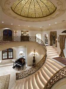 luxury grand foyers - Google Search | dream home ...