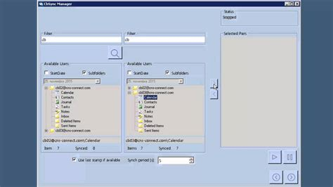 synchronize multiple outlook calendars contacts