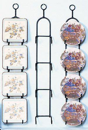 wall coaster holder coaster holder mini plate wrought
