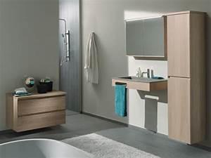 Tapis De Bain Bois : la colonne de salle de bain nos propositions en 58 photos ~ Melissatoandfro.com Idées de Décoration
