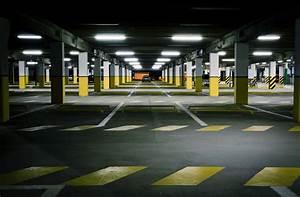 Underground parking garage/parking lot   Survive the Nights  Parking