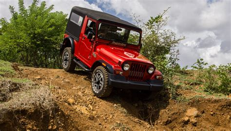 mahindra thar 2016 list of top 10 off roading cars in india sagmart
