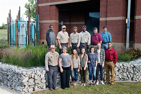 Msu Student Raingarden Collaboration Garners National