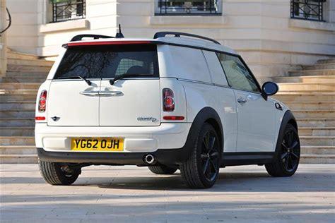 MINI Clubvan van review (2012-2014) | Parkers