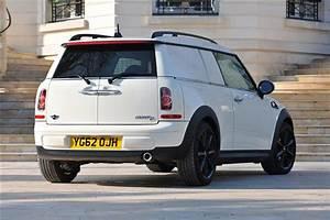Mini, Clubvan, Van, Review, 2012