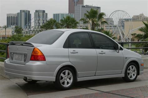 2007 suzuki aerio information and photos zombiedrive