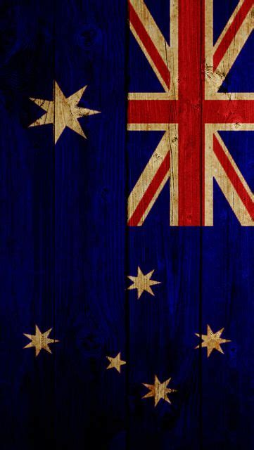 Australian flag painted over brick wall by house painter. Timber Australian Flag, want to make this for under the patio. | Papel de parede do iphone ...